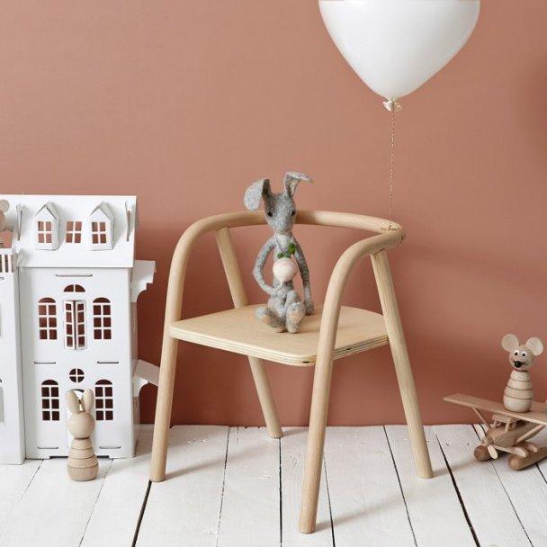 19 chaise d'enfant en rotin, 95 euros, le petit florilège