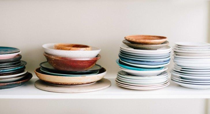 Tendance 1 : Exposer sa vaisselle