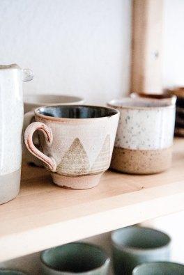 Les tasses à cafés sont désormais de véritables accessoires déco.