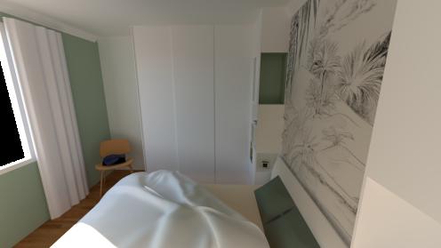 Une chambre à Paris