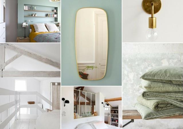 Planche inspiration : mezzanine