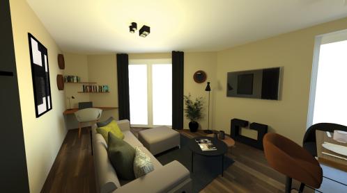 Projet appartement VEFA Villiers sur Marne