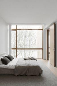 Chambre japandi